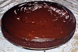 türkischer schokoladenkuchen