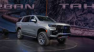 100 Tahoe Trucks For Sale 2021 Chevrolet And Suburban Double Down On Tech Space