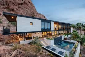 100 Modern Hiuse Red Rocks Residence Mountain House With A Pool