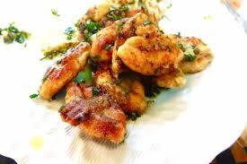 cuisiner les cuisses de grenouilles recette de cuisses de grenouille en persillade facile et rapide