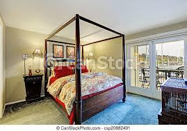 schlafzimmer mit hohem stockbett das schlafzimmer mit hohem