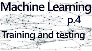 Mathceil Python 3 by Regression Training And Testing Practical Machine Learning