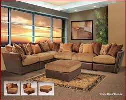 Fairmont Designs Sectional Sofa Set Costa Mesa FA 375 PWC By