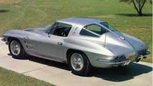 1960s Is The Corvette Sting Ray Coupe