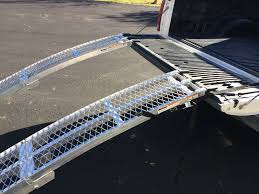 ATV Loading Ramp Review Comparing Folding Ramps And 2-piece Ramps ... Loading Ramps For Box Trucks Best Truck Resource Guangzhou Hanmoke Unloading Container Load Ramp With Cheap Recovery Find Deals On Line Hd Motorcycle Atv Amazoncom Alinum Trailer Car Truck 1 Pair 2 Pickup 1500 Lbs Capacity Trifold Bolton Semitrailer Storage Brackets Discount 10 5000 Lb With Hook Five Star Bifold 1500lb Better Built Extended