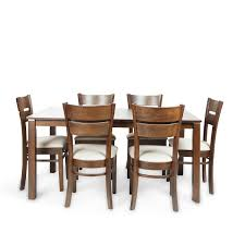 Solid Wood Dining Furniture Tables Chairs Extensions