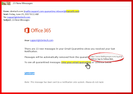 fice 365 Email Scam CBM Technology