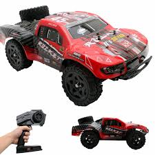 100 Best Short Course Rc Truck REMO 1621 116 24G 4WD RC Car Waterproof Br In Toys