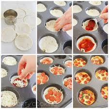 Easy Mini Tortilla Pizzas These Crisp And Gooey Just Need 4 Ingredients 10
