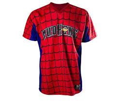 Toledo Mud Hens Unveil Spider Man Uniforms