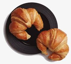 French Croissants Photography Clipart Vector PNG Image And