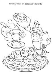 Coloring Pages Disney World Book Free Printable