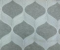 Curtain Fabric By The Yard by Grey Geometric Jacquard Weave Fabric By The Yard Curtain Fabric