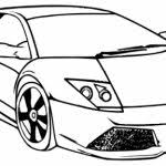 How To Find Free Lamborghini Coloring Pages Print Intended For