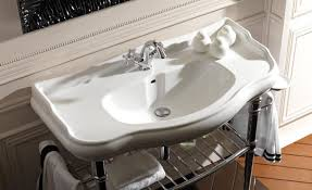 waschtisch retro 100 cm kaufen bei antikbad