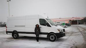 100 Home Depot Truck Rental We Begin Picked Up Our 2017 Sprinter 170 WB And Went Straight To