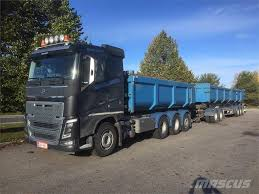 Used Volvo FH16 Dump Trucks Year: 2014 For Sale - Mascus USA