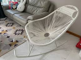Rattan White Rocking Chair Retro Relax Lounge , Furniture ... Mid Century Rocking Chair Retro Modern Fabric Upholstered Wooden Chairs Style Armchair Relax Sleep Vner Panton Licensed Reproduction Relax Lounge Rocking Chair For Matzform Hot Item Cy2273 Top Quality Antique Relaxing Seller View Bodian Product Details From Bazhou City Bodian Fniture Co Ltd On Alibacom Sobuy With Adjustable Footrest Side Bag Fst18dg Baby Babies Kids Cots Amazoncom Lixiong Outdoor Garden Eclecticosineu Caline Parc Homhum Grey Padded Seat Rocker Nursery Comfortable Glider