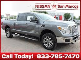 New 2018 Nissan Titan XD SV 4D Crew Cab In San Marcos #B280228 ...