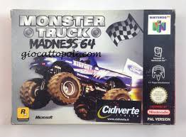 Retrogames :: Nintendo :: N64 Nintendo64 :: Nintendo 64 MONSTER ... Hot Wheels Monster Jam World Finals Xi Truck 164 Diecast Nintendo64ever Les Tests Du Jeu Madness 64 Sur Alien Invasion Scale With Team Flag Extreme Overkill Trucks Wiki Fandom Powered By Wikia Games I Wish For 2 Rumble Hd Wderviebull94 On Previews Of The Game Wheels Water Engines Vehicle Styles May Vary Pulse Storms Snm Speedway Nintendo Review Youtube Executioner