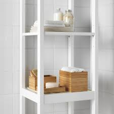 dragan 4 bathroom set bamboo ikea badezimmer set