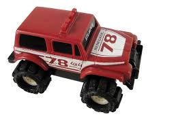 100 Stomper Toy Trucks Review McDonalds Happy Meal Mini 44 Jeep Renegade 78