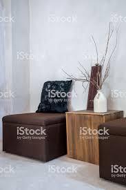 moderne rustikale wohnzimmer innendekoration renovierung konzeptionellen stockfoto und mehr bilder architektur