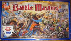 While Battle Masters Probably Isnt The Most Tactically Sound Game On This List Its One Of Coolest Looking Is Played A Large 45 Foot