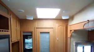 Travel Trailer Floor Plans With Bunk Beds by 2 Bedroom Campers Travel Trailers For Sale Jayco Eagle 365bhs