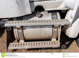 100 Semi Truck Fuel Tanks Tank With Steps Stock Image Image Of Tank Fuel