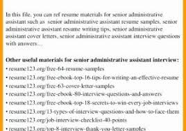 Office Assistant Resume From Awesome General Fice Sample Design