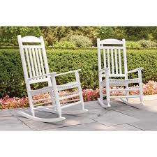 Hampton Bay Glossy White Wood Outdoor Rocking Chair In 2019 ... Outdoor Garden Log Rocking Chair Adirondack Made Of Original Wood With Big Space Between Armrests Swivel Rocker Ding And Tall 35 Free Diy Plans Ideas For Relaxing In Buy Porch Cushion Set Fish Aqua Lagoon Extra Oversized Patio Fniture Living Home Resin Wooden Plastic Cushions Wicker Heavy Duty Chairs The Bet Plus Size Terrace House Beautiful Stock Photo Good Things Happened Rocker Why Its There And Amish Clearance Lounge Stools Box Discount Stores Miami