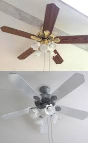 Plastic Outdoor Ceiling Fan Replacement Blades by Best 20 Ceiling Fan Redo Ideas On Pinterest Designer Ceiling