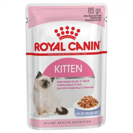 Royal Canin Kitten Food Instinctive in Jelly 12 x 85g