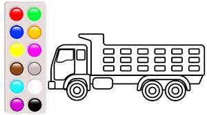 Colors Dump Truck, Construction Truck Coloring Pages, Vehicles ... Learn Colors With Dump Truck Coloring Pages Cstruction Vehicles Big Cartoon Cstruction Truck Page For Kids Coloring Pages Awesome Trucks Fresh Tipper Gallery Printable Sheet Transportation Wonderful Dump Co 9183 Tough Free Equipment Colors Vehicles Site Pin By Rainbow Cars 4 Kids On Car And For 78203