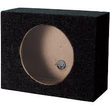 100 Truck Subwoofer Box Goldwood TR12F 12 Single Speaker Cabinet