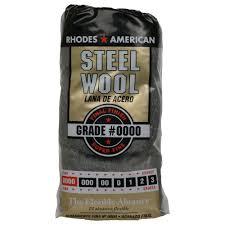 Homax 4 0 12 Pad Steel Wool Super Fine Grade The Home