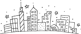 City Coloring Pages To Download And Print For Free New