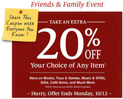 Barnes & Noble: Extra 20% Off Any Single Item Coupon (Can Be Used ... Lowes Coupon Code 2016 Spotify Free Printable Macys Coupons Online Barnes Noble Book Fair The Literacy Center Free Can Of Cat Food At Petsmart Via App Michael Car Wash Voucher Amazoncom Nook Glowlight Plus Ereader In Store Coupon Codes Dunkin Donuts Codes For Target Rock And Roll Marathon App French Toast School Uniforms Goodshop Noble Membership Buffalo Wagon Albany Ny Lord Taylor April 2015