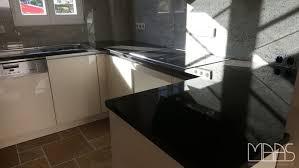 neuwied black pearl granit arbeitsplatten