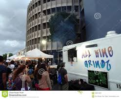 People Stand In Line For All Kine Grindz Food Truck Editorial ... Enterprise Moving Truck Cargo Van And Pickup Rental E Z Haul Leasing 23 Photos 5624 Daniel K Inouye Intertional Airport Car Rentals Home Opens First Hawaii Location Wwwpenske With Liftgate Vans Jn Honolu Usa Oct 1 2016 Stock Photo Edit Now 4913605 Rent Toyota Tacoma Trd Offroad In Oahu For 109