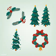 Christmas Dove Ribbon Clip Art Transparent Stock RR Collections