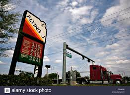 100 Flying J Truck Stop Near Me The Price Of Diesel Hit 384 At The Along SR