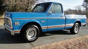 100 Cheyenne Trucks 1971 Chevy Super 10 1971 Chevy Truck For Sale In North
