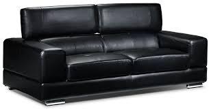 Buchannan Microfiber Sofa Assembly by Driscoll Sofa Black Leon U0027s