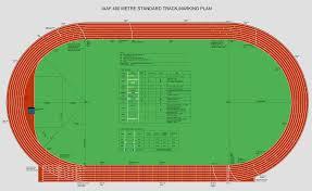 Diagram Running Track Diagram