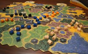 The Board Game Family Kingdom Builder