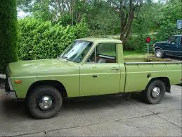 100 Ford Compact Truck Courier Another Bad Ass 70s Compact Truck Gimme That Ride