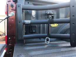 Amp Bed Extender by Amp Bed Extender Installed With 5th Wheel Prep Ford Truck