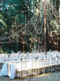 Outdoor Lighting For Weddings Best Backyard Wedding Ideas On Tent And